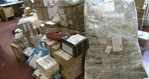 V Brodskom našli falzifikované predmety v hodnote 500-tisíc eur