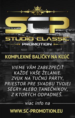 Studio Classic promotion