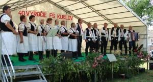 Veľká sláva a oslava folklóru v Kuklove
