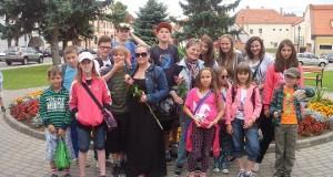 Prázdniny s Beťárikom