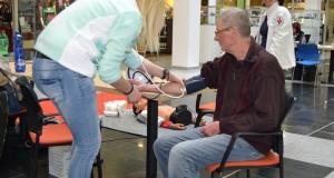 Valentínska kvapka krvi a Deň zdravia v ZOC MAX Skalica