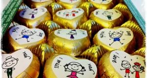 Darujte si na Valentína zdravé sladkosti Norbi Update