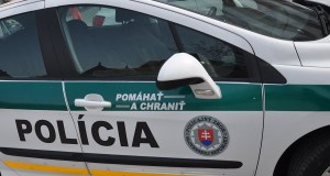 SENICA: Zlodejom sa postavil do cesty dopravný policajt