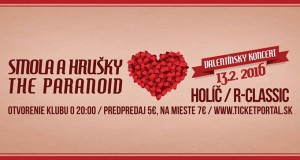 SMOLA A HRUŠKY budú koncertovať v Holíči!