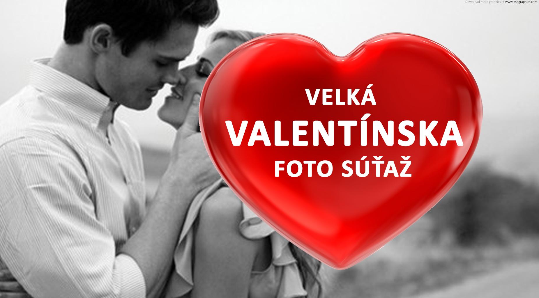 valentín súťaž