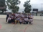 Panthers Senica vyhrali druhú najkvalitnejšiu ligu na Slovensku!
