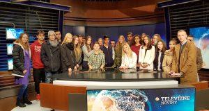 Mediálny deň pre študentov VIA HUMANA
