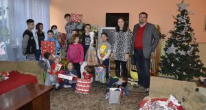 23 deťom z Azylového domu sme spolu spravili krajšie Vianoce!