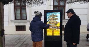 Vcentrálnej zóne mesta Skalica pribudol infokiosk. Slúžiť má turistom, ale aj domácim.