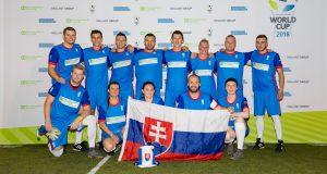 Futbalisti zo Skalice prví na šampionáte v Belgicku