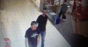 Krádež v Skalickom obchodnom centre!