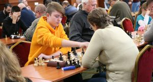 Šachoví veľmajstri v hoteli sv. Ludmila