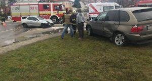 Nehoda v Popudinských Močidľanoch. Auto skončilo mimo cestu!