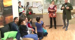 VIDEO: Záhorácky anjel obdaroval skoro sto detí!