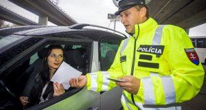 POZOR:  Ak páchate dopravne priestupky, policajt vás nemusí zastaviť, pokuta vám môže prísť poštou!
