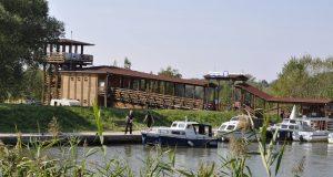 Vody Baťovho kanála v Skalici otvoria tradične 1.mája