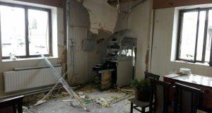 Polícia objasnila výbuch bankomatu v obci Borský Mikuláš!