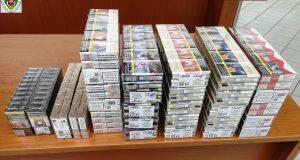 Colníci v Brodskom odhalili Bulhara pašujúceho cigarety.
