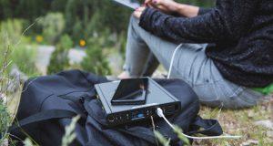 Sherpa 100AC – Prenosná zásuvka na cesty