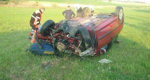 Vážna dopravná nehoda v Jablonici!