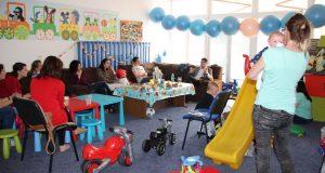 Primátor Malaciek navštívil materské centrum Vánok