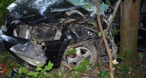 Smrteľná nehoda pri Podbranči. Zomrela 18 ročná mladá žena!