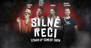 Obľúbená stand-up comedy show SILNÉ REČI mieri do Skalice!