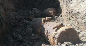 V Senici vykopali letecké bomby, pyrotechnici ich na mieste zneškodnili