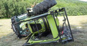 Tragédia: 22 ročného Skaličana privalil traktor