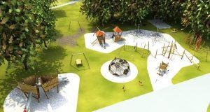 Detské ihrisko v Zámockom parku v Malackách prejde obnovou!