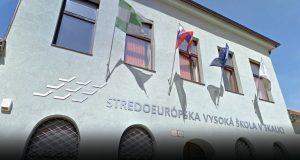 Skončí Stredoeurópska vysoká škola v Skalici?