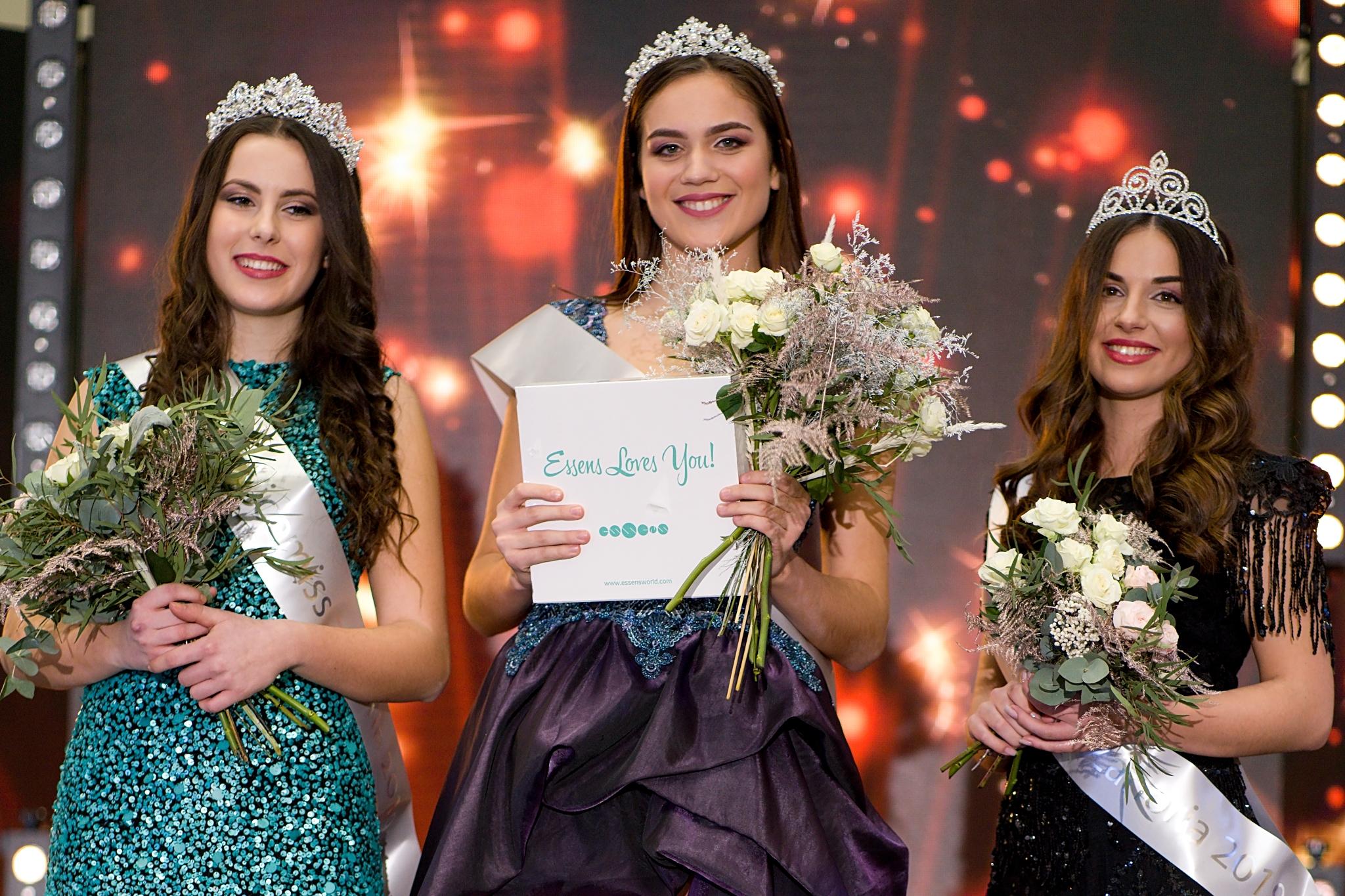 Miss Zahoria 2019