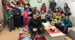 ZÁHORÁCKY ANJEL obdarí na Vianoce stovky detí! V tomto roku pôjde o rekordný počet!