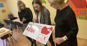 Kaufland daroval Centru voľného času v Skalici 4 016 €