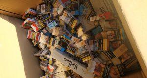 U dvoch podnikateľov z Holíča odhalili v predajniach neoznačené cigarety! Skončili v ohni.